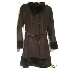 Ellen Tracy Faux-fur Coat